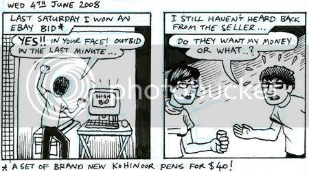Ebay comic