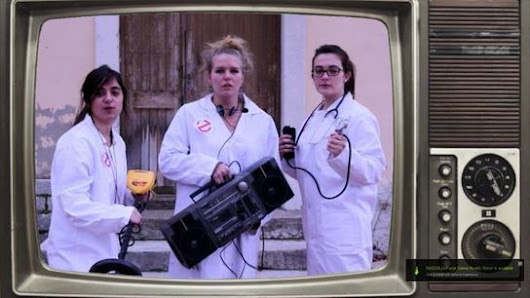 There already was an all-female remake of Ghostbusters… in French, no less | Le Big Mac
