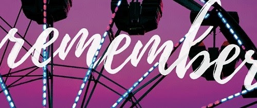 It's Live!! Cover Reveal: Say You'll Remember Me by Katie McGarry + Interview and Giveaway (US Only)