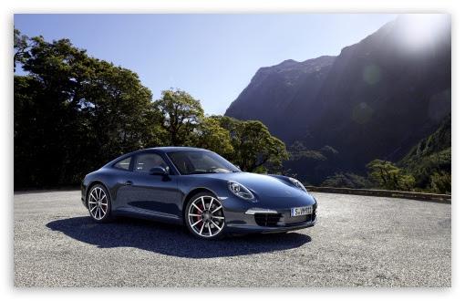 Porsche 911 Carrera S Ultra Hd Desktop Background Wallpaper For 4k Uhd Tv Tablet Smartphone