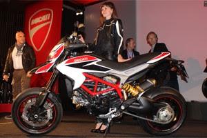 Ducati Hypermotard (Foto: Rafael Miotto/G1)