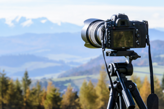 Best Tripods For DSLR Camera - Buyer's Guide
