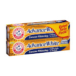 Arm & Hammer Extreme Whitening With Stain Defense Toothpaste - 6 oz, 2 Pack