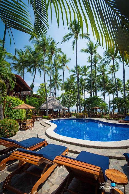 Tambor Tropical Beach Resort – Tambor, Puntarenas, Costa Rica – Poolside Lounge | The Pinnacle List