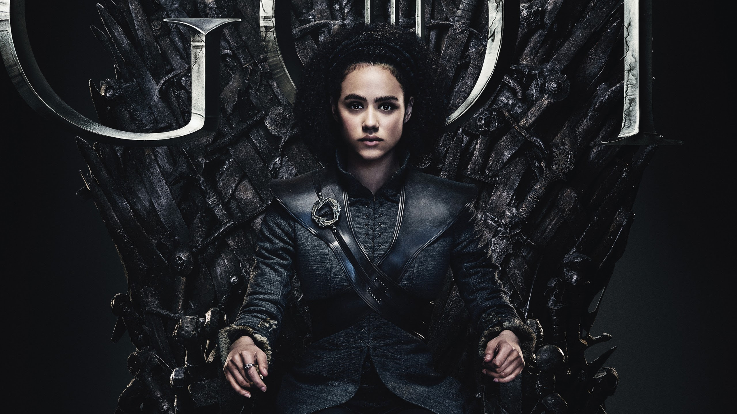 Missandei In Game Of Thrones Final Season 8 2019 Wallpapers Hd