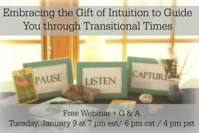 Embracing the Gift of Intuition to Guide You through Transitional Times - Joyful Paws