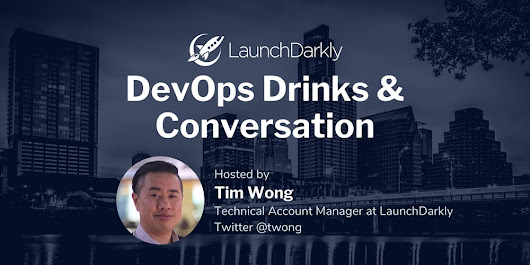 DevOps Drinks & Conversation