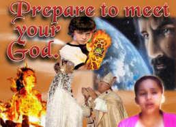 Prepare to meet your God, 23 Horas Muerta