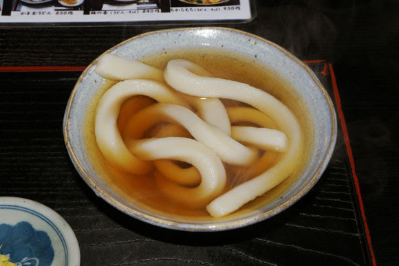 Kyoto Restaurant Serves Noodle Soup That Contains One Incredibly Long Noodle
