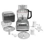 KitchenAid - KFP1133CU 11-Cup Food Processor - Contour Silver