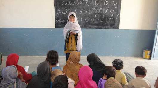 Girls' Right to Education Threatened in Balochistan | Sharnoff's Global Views
