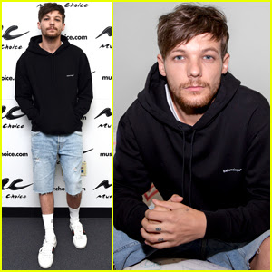 Louis Tomlinson Says His Solo Music Is 'More Honest' Than One Direction Songs