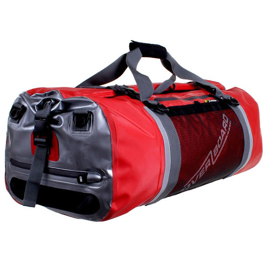 OverBoard 60L Pro-Sports Waterproof Duffel Bag - Tough and Visible