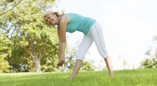 5 Creative Ways to Take Your Fitness Routine Outdoors This Spring!