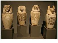 Artefactos de momificación