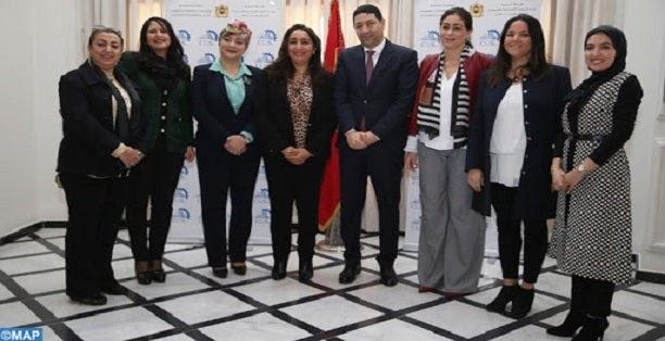 اتفاقية لدعم سيدات الأعمال المغربات في مجال المقاولات