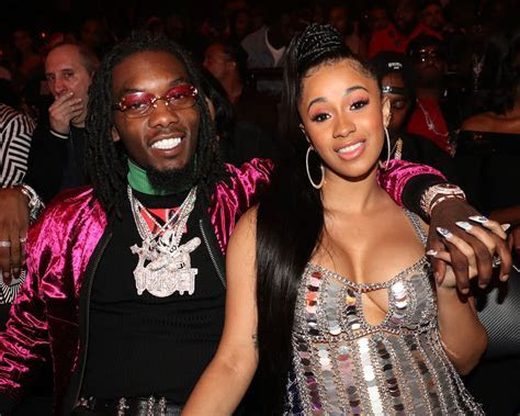 Cardi B Knew Fiancé Was Going to Propose After Manicure