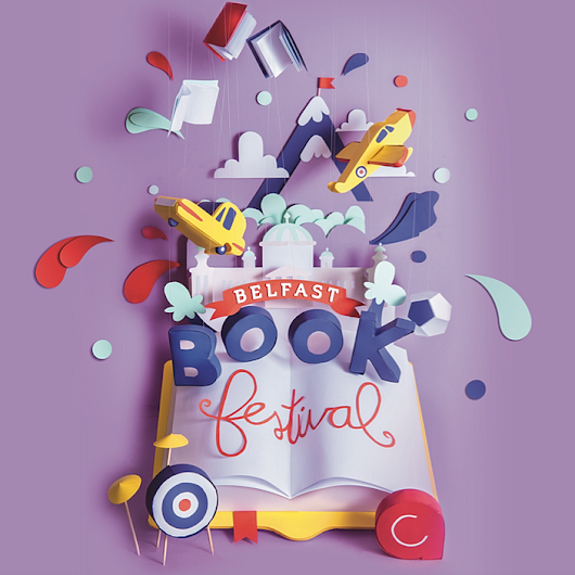 Belfast Book Festival 2016 | Programme Coming Soon