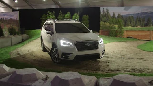 Subaru U.S. Media Center - SUBARU OF AMERICA, INC. PRESENTS ALL-NEW 2019 ASCENT 3-ROW SUV<br />