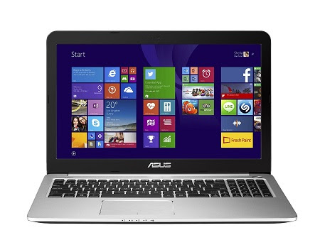 Asus K501LX w/ i5, 128GB SSD, and GTX 950M graphics only $599