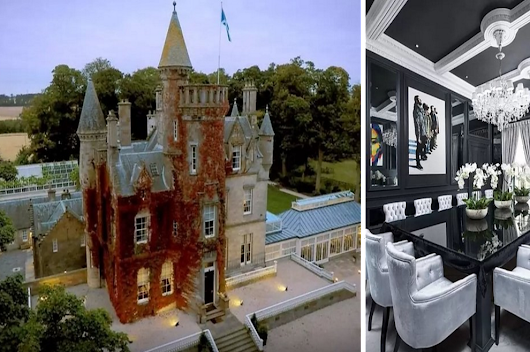 18 Incredible Scottish Airbnb Castles You Can Actually Rent