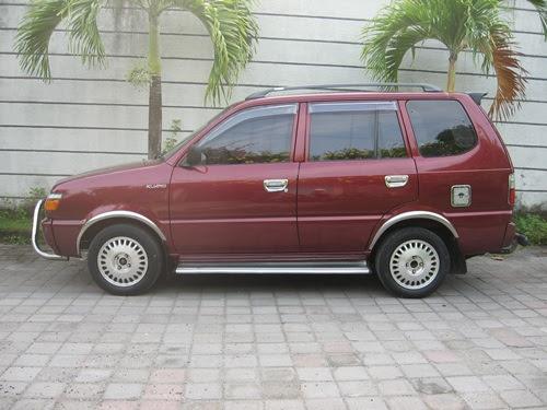 Spesifikasi dan Harga Toyota Kijang Kapsul Semua Type ...