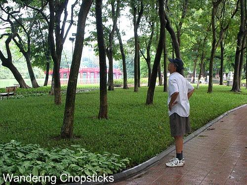 Ho Hoan Kiem (Returned Sword Lake) - Hanoi - Vietnam 5