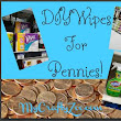 Handy DIY Wipes for Pennies! #UnleashTheCleanSquad @VivaTowels @Clorox @Walmart - My Crafty Zoo