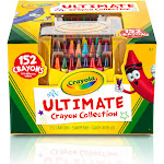 Crayola Ultimate - Crayon - assorted colors - pack of 152