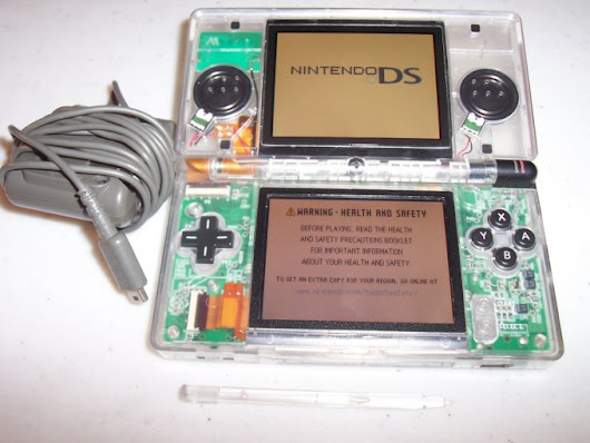 Nintendo DS vs. The Sony PSP