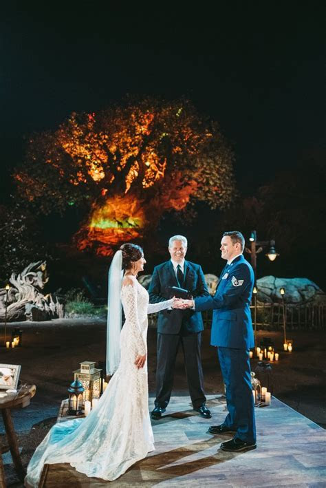 Disney Tree of Life Weddings Are Now A Thing So Call Your
