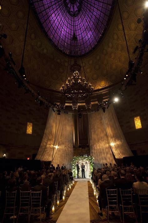 New York City Wedding at Gotham Hall   MODwedding