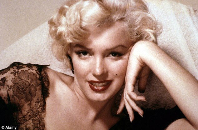 Making of Hollywood icon: Marilyn Monroe... actress, singer and model