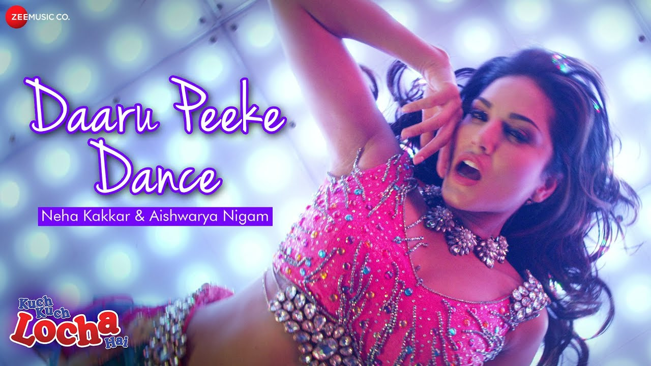 DAARU PEEKE DANCE SONG LYRICS & VIDEO | NEHA KAKKAR | AISHWARYA NIGAM
