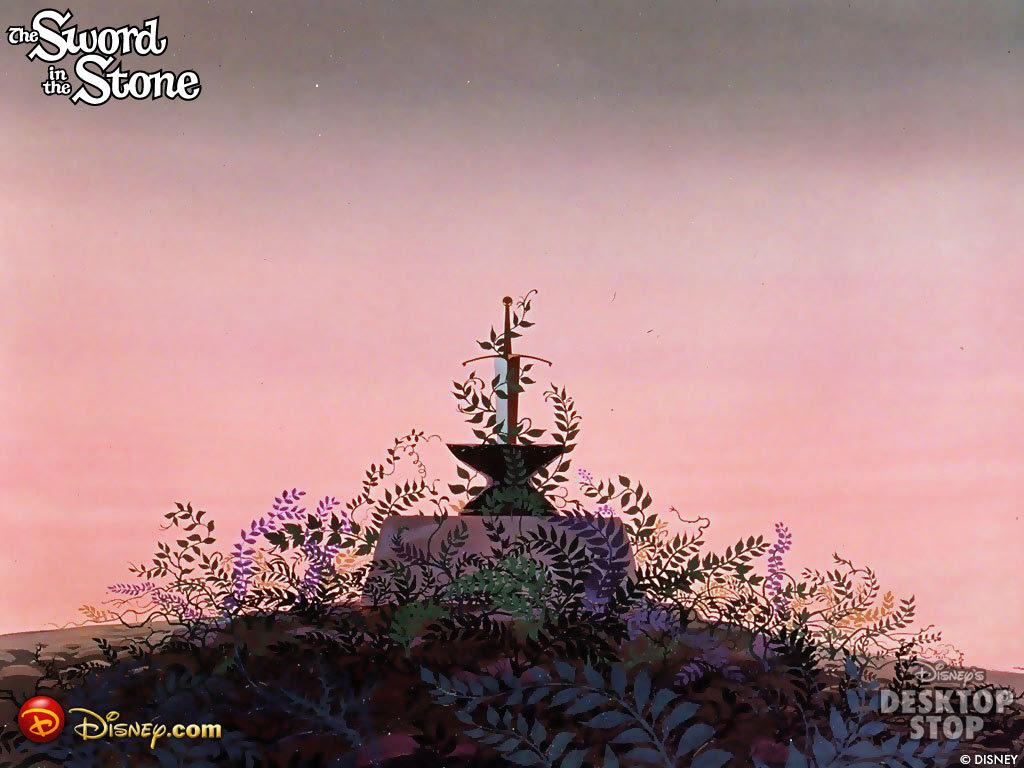 The Sword In The Stone King Arthur Wallpaper 997967 Fanpop
