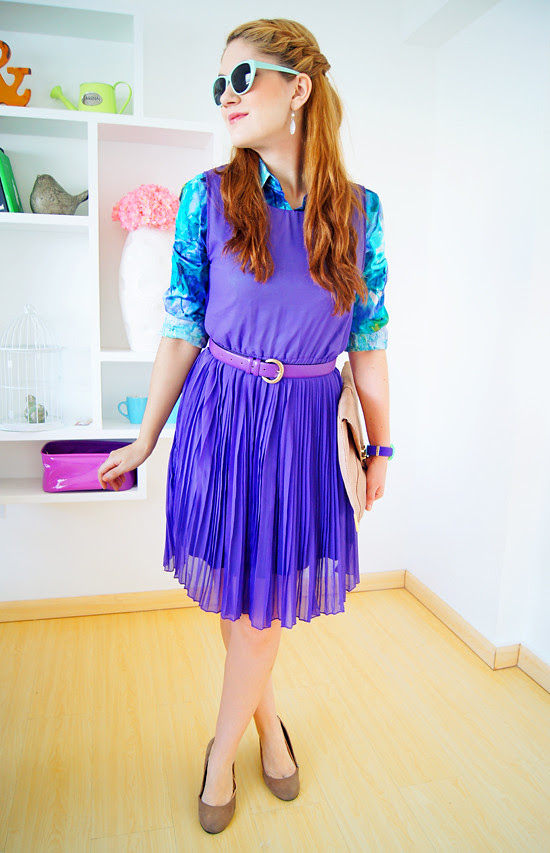Colorful fashion by The Joy of Fashion (1)
