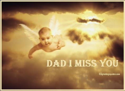 Fathers Day Poems From Baby In Heaven Miss You Daddy