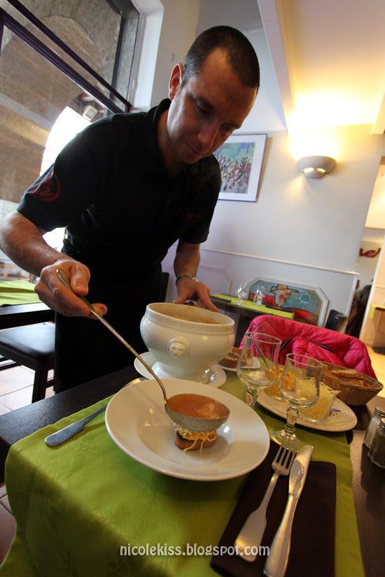 bouillabaisse Chez Madie Les Galinettes