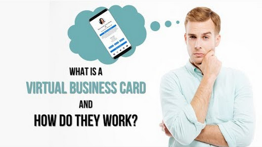 Virtual business cards google what is a virtual business card and how it work colourmoves