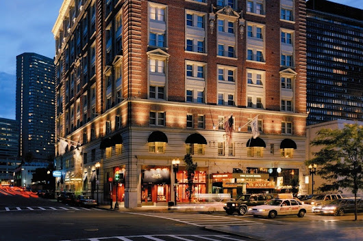 Vote - Lenox Hotel - Boston - Best Historic Hotel Nominee:  2015 10Best Readers' Choice Travel Awards
