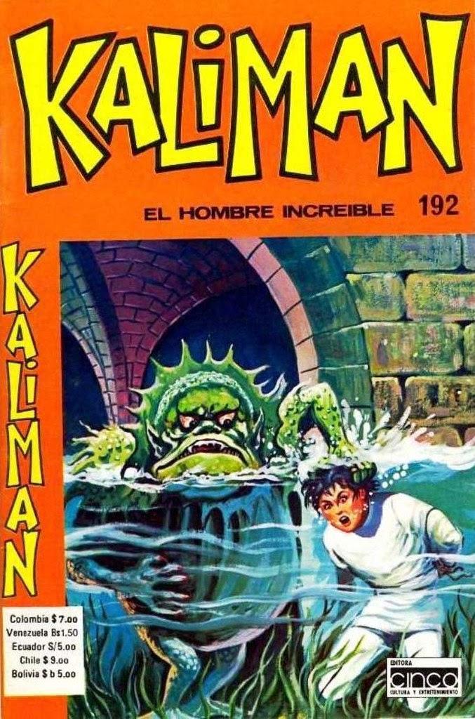 Kaliman 192