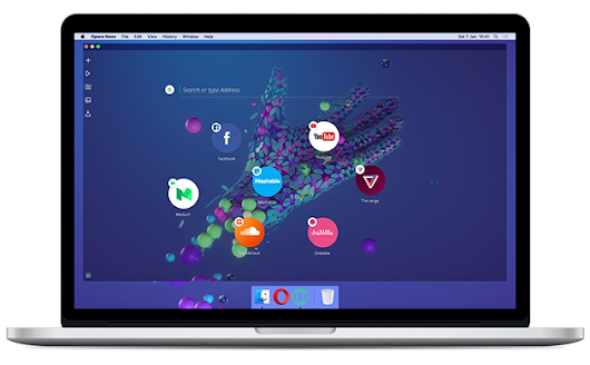 Say hello to Opera Neon, our new concept browser - Opera Desktop