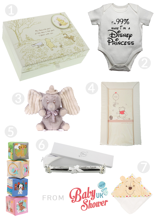 Baby Shower Gift Ideas for Disney Fans‏ - Baby Shower UK
