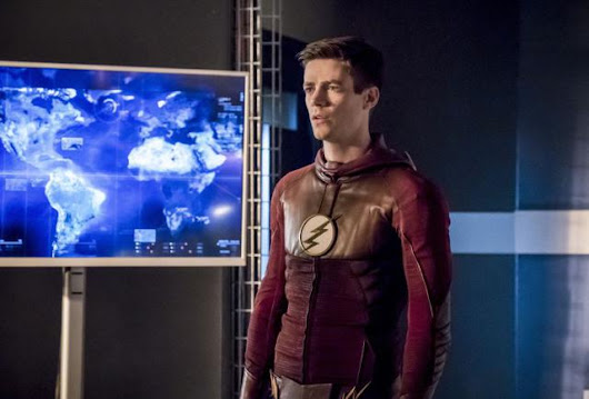 'The Flash' Took The Easy Way Out In Last Night's Season Finale