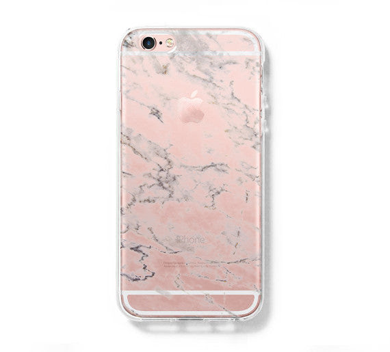 Marble Print Iphone 6 Case Iphone 6s Plus Case Galaxy S6 Edge Clear