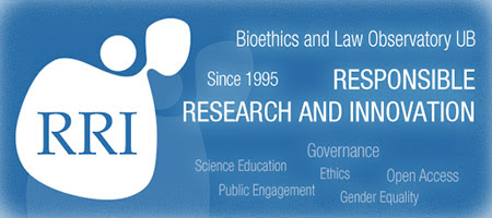 Responsible Research and Innovation (RRI) | Bioethics and Law Observatory (OBD) of the University of Barcelona