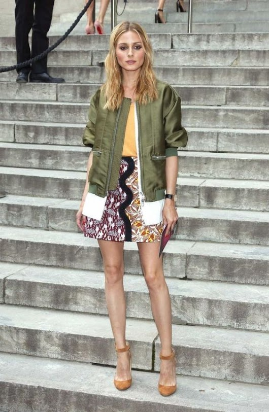 Trends To Try | The Bomber Jacket