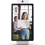 "Facebook - 15.6"" Portal+ with Alexa - Video Calling - White"