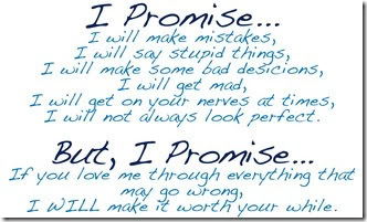 Quotes About Love Promises