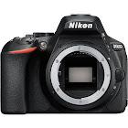 Nikon D5600 24.2 MP SLR - Black - Body Only